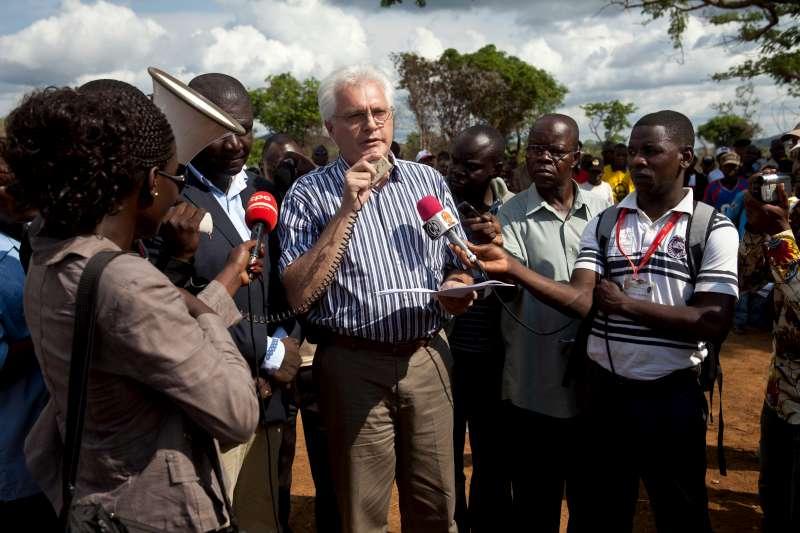 la república democrática del congo reunión en kampala