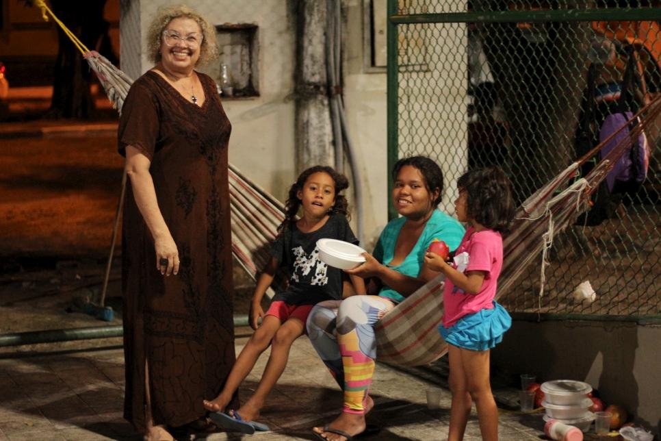 contactos con mujeres brasilenas