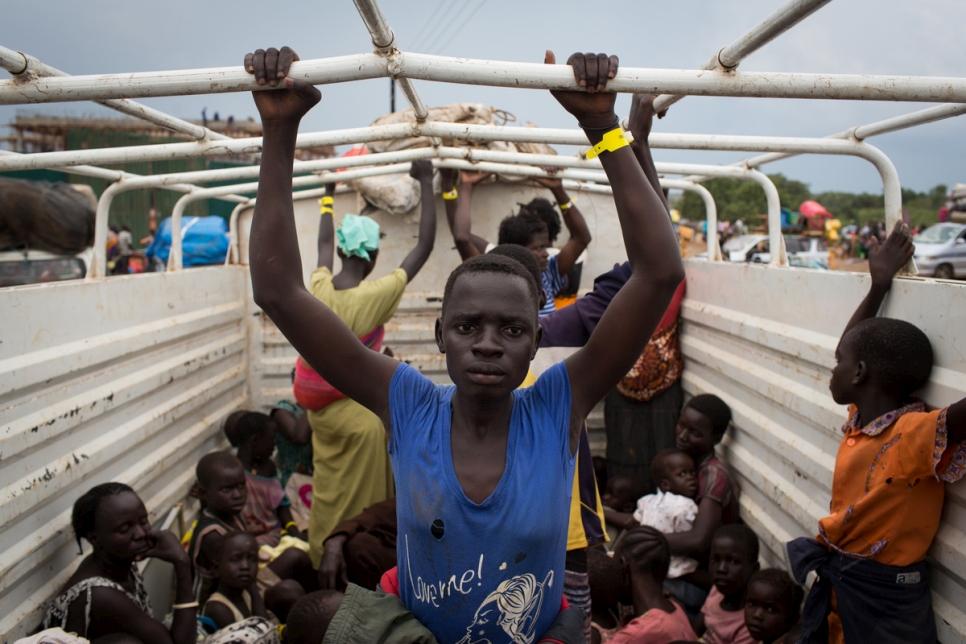 Detectan 15 casos de polio en Sudán del Sur