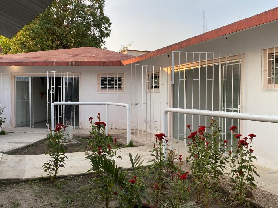 Este espacio serán utilizados como dormitorios del albergue.
